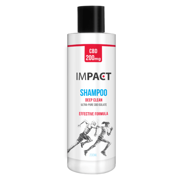 Buy Impact CBD Shampoo